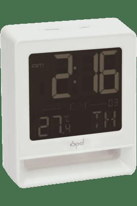 Clocks - Clock (4833-WH)