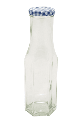 KILNER Hexagonal Twist Top Bottle (250 Ml)