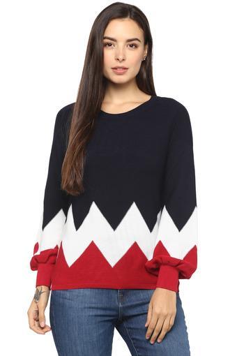 MADAME -  MulticolorWinterwear - Main