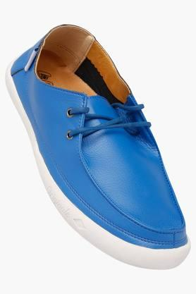 LEE COOPERMens Leather Lace Up Casual Shoes - 202245450_9308