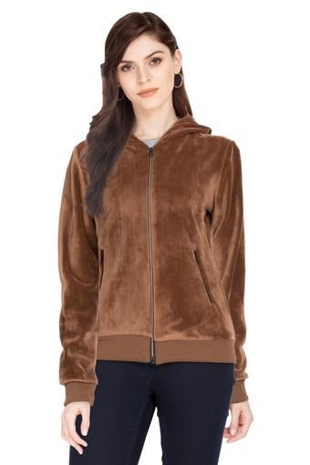 LIFE -  BrownSweatshirts - Main