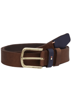 TOMMY HILFIGER Mens Bromley Leather Casual Belt