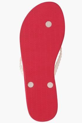 Womens Slipon Casual Flip Flops