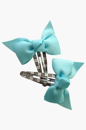 Girls Bow Snap Hair Clips (0 - 5 Years)
