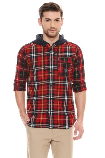 SUPERDRY -  RedCasual Shirts - Main