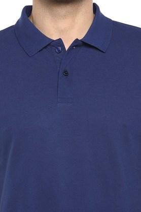 STOP - BlueT-Shirts & Polos - 4