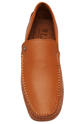 Mens Slipon Leather Casual Shoe