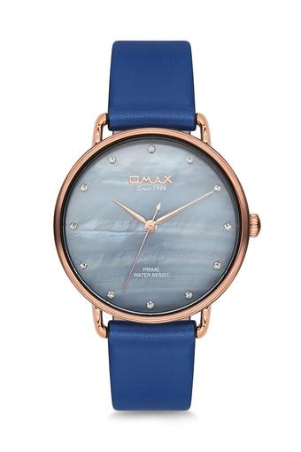 Womens Prime Mother of Pearl Dial PU Analogue Watch - FA9-PM001R44I