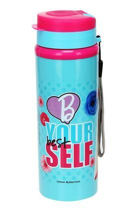 Girls Barbie B Yourself Water Bottle - 550ml