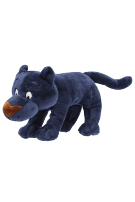 Unisex Jungle Book Standing Bagheera Soft Toy