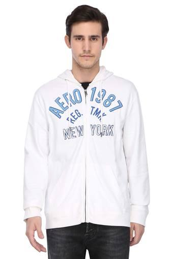 AEROPOSTALE -  Off WhiteWinterwear - Main