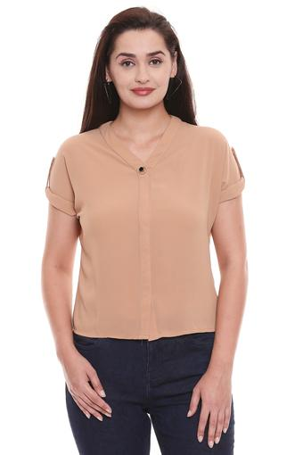 MADAME -  Beige Madame Buy worth Rs.3500/- & Get Rs.500/- OFF  - Main