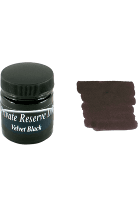 WILLIAM PENN Private Reserve Velvet Black Ink