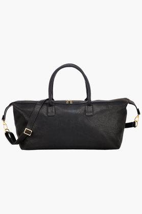 Womens Zipper Closure Travel Bag