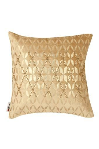 HOME -  GoldCushion Cover - Main