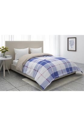 Check Double Comforter