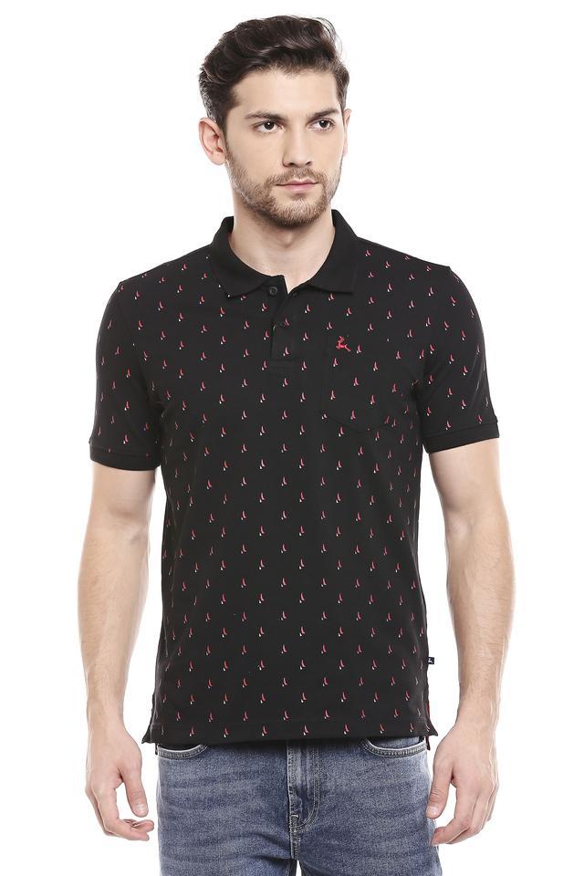 PARX - BlackT-Shirts & Polos - Main