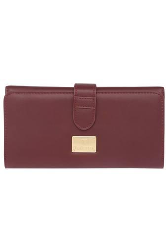 VAN HEUSEN -  Maroon Wallets & Clutches - Main