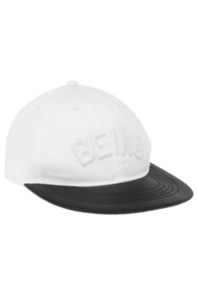 BEING HUMAN Mens Solid Cap