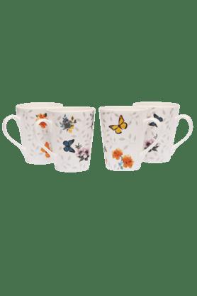 IVYScarlet Conical Mug (Set Of 4)