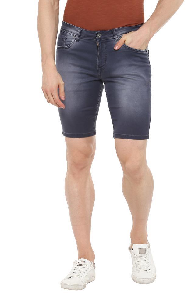 LIFE - GreyMen and Women Shorts - Main