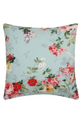 Square Floral Printed Fiji Cushion Cover