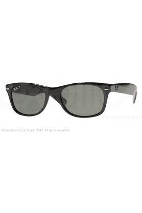 Rb2132 901 52 1 Green Black Wayfarer Ray Ban Best Deals With Price ... 9be2463db83f
