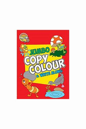 Copy Colour and Write Along