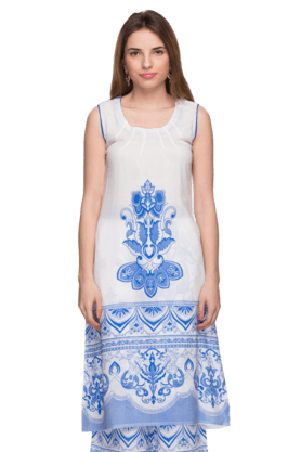 STOP Women Regular Fit Kurta - 200546762