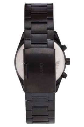 Mens Two Tone Dial Multi-Function Watch - 3201NM01