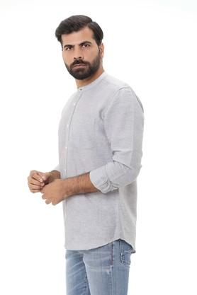 LIFE - Grey Casual Shirts - 2