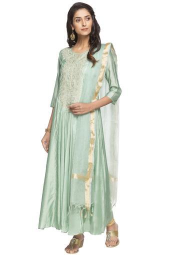 KASHISH -  MintSalwar & Churidar Suits - Main