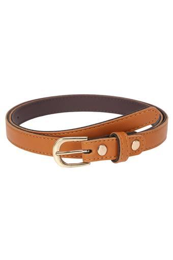 BAGGIT -  Tan Belts - Main