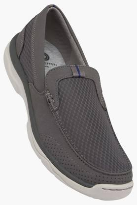 CLARKS Mens Mesh Slip On Casual Shoes  ...