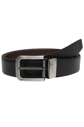 VAN HEUSEN Mens Leather Formal Belt