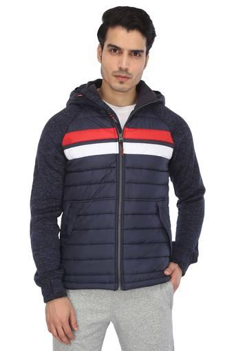 SUPERDRY -  NavyWinterwear - Main