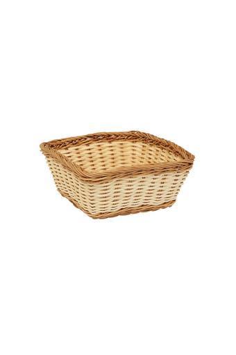 Square Weaved Fruit Basket