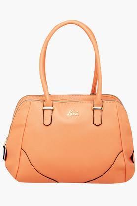 LAVIEWomens Zipper Closure Satchel - 201440593