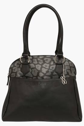 BAGGITWomens Zipper Closure Shoulder Bag - 201615735