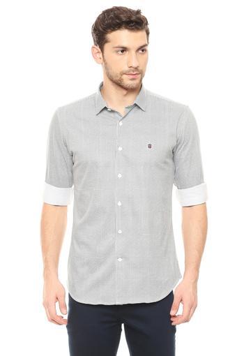 LOUIS PHILIPPE SPORTS -  GreyCasual Shirts - Main