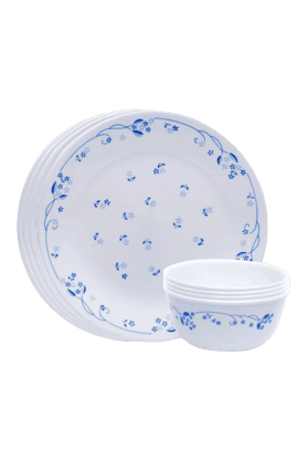 CORELLE Dinner Set (Set Of 8) - Provincial Blue