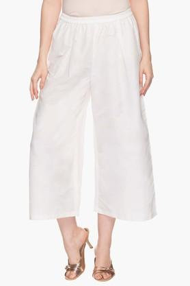 Sleep Wear (Women's) - Womens Elasticised Culottes