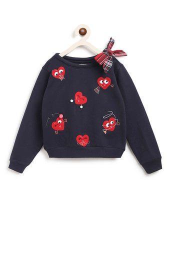 NAUTI NATI -  NavyJackets  & Sweatshirts - Main
