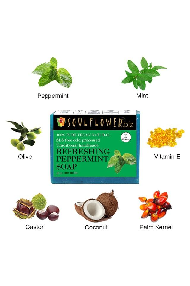 Refreshing Peppermint Soap - 150gm