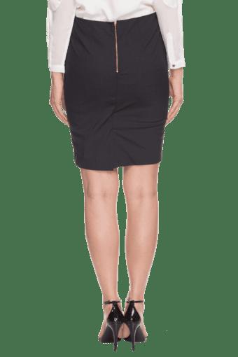 Women Knee Length Formal Skirt   Skirts   Westernwear   Women ...