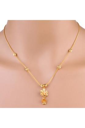 Womens 22 Karat Gold Chain GCHD15075903