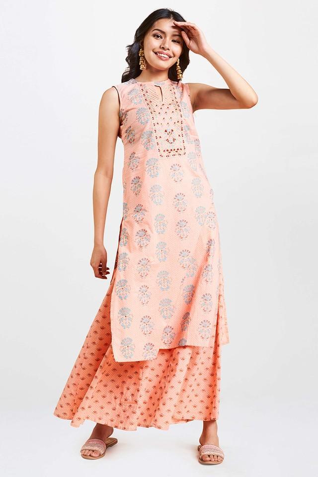 GLOBAL DESI - PeachGlobal Desi - Buy 2 Merchandise and get Rs 500 Off - Main