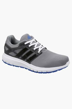 ADIDAS Mens Mesh Lace Up Sport Shoes  ... - 201915408