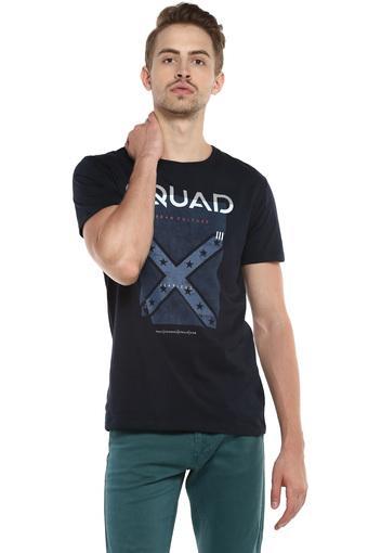 STOP -  BlackT-Shirts & Polos - Main