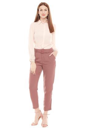 MADAME - Chalk PinkTrousers & Pants - 3